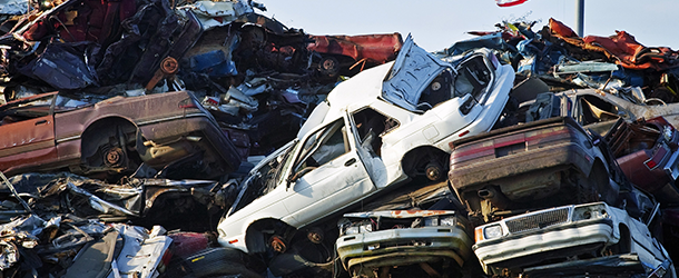 Salvage Cars | North Texas Auto Recyclers - Lewisville, TX